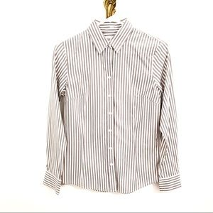 BANANA REPUBLIC Non-Iron Tailored Button Down